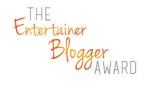entertainer blog award #2